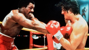 Rocky II fight
