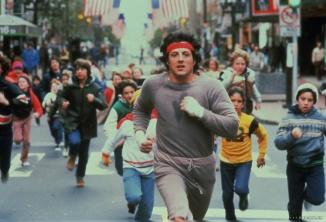 Rocky II run