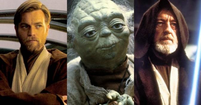 Obi Wan Yoda Ben Kenobi