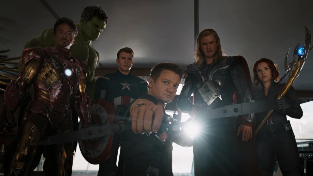 Avengers beat Loki