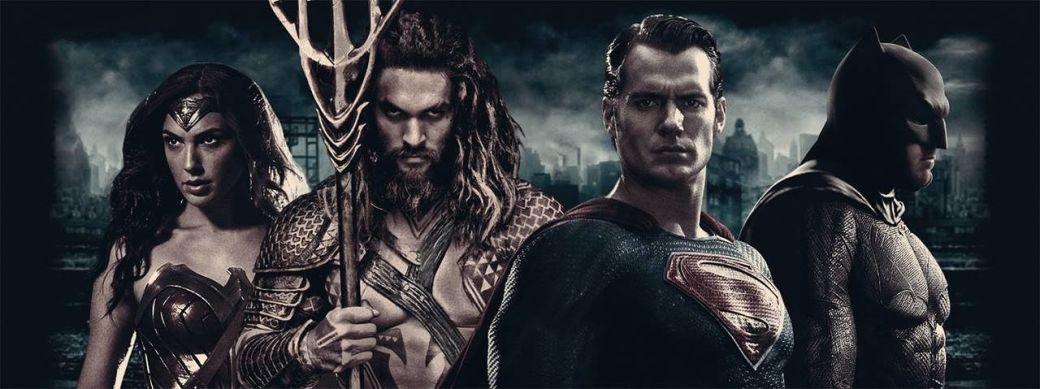 Trinity plus Aquaman