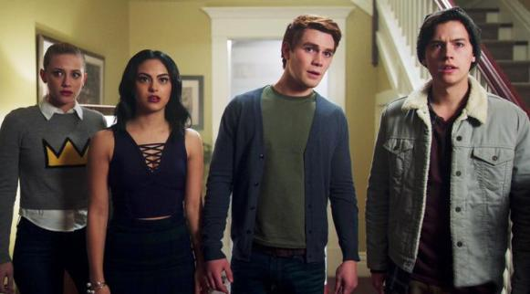 Riverdale main cast